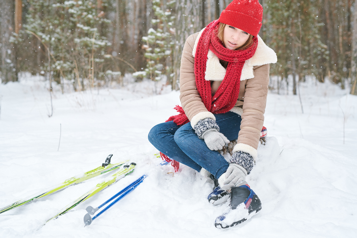 Common Types of Winter Sports Injuries
