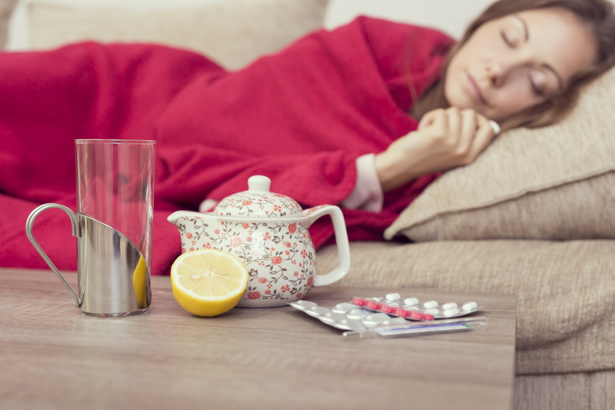 Recognizing Early Flu Symptoms