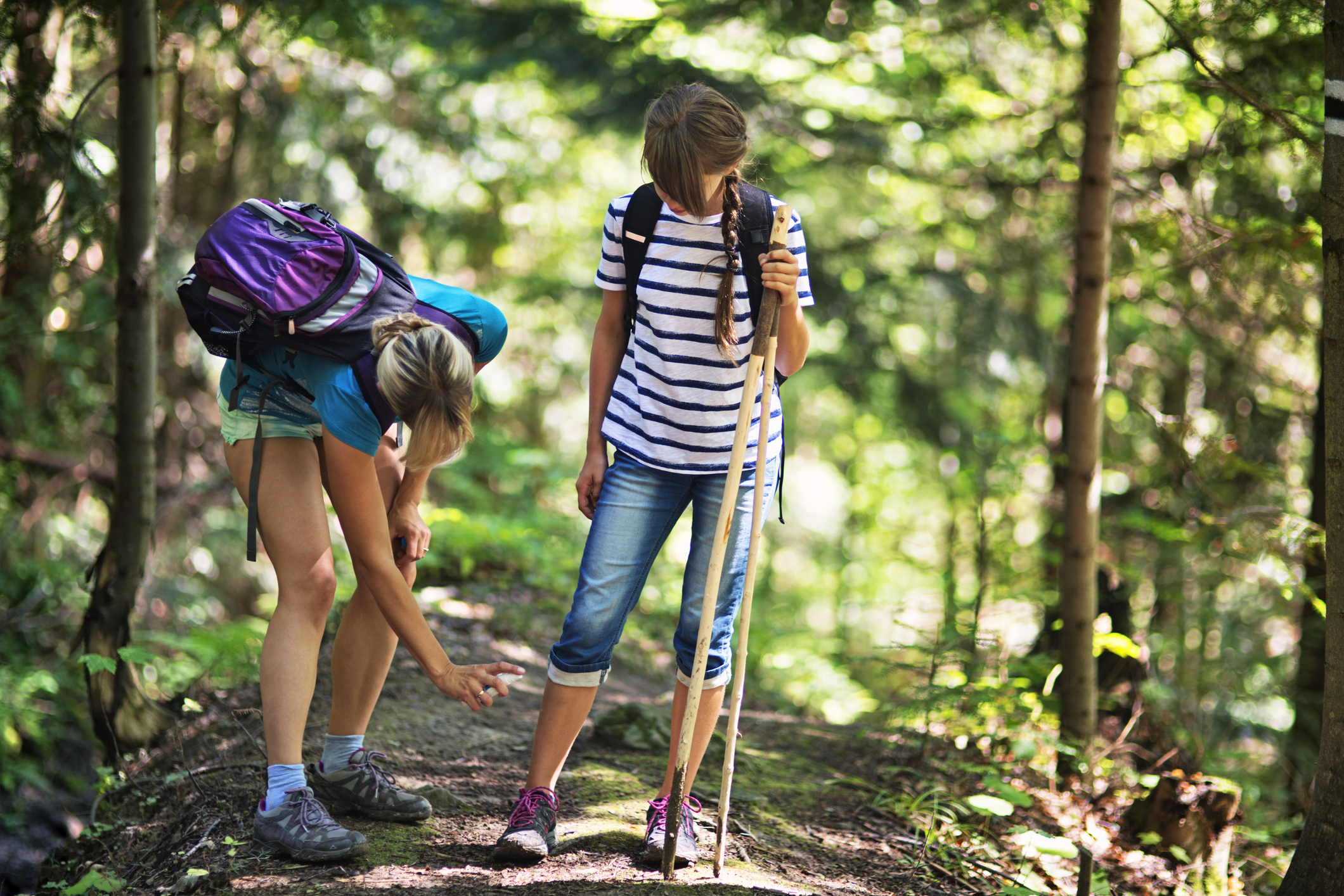Summer Safety Tips for Ticks